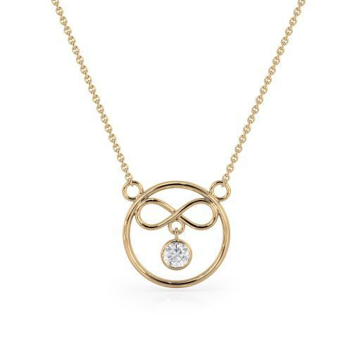 Queen Ng Encircled Pendant