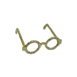 Round Gold Eye Glasses