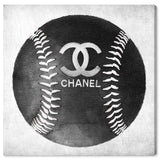 Chanel Fashion Baseball, Canvas