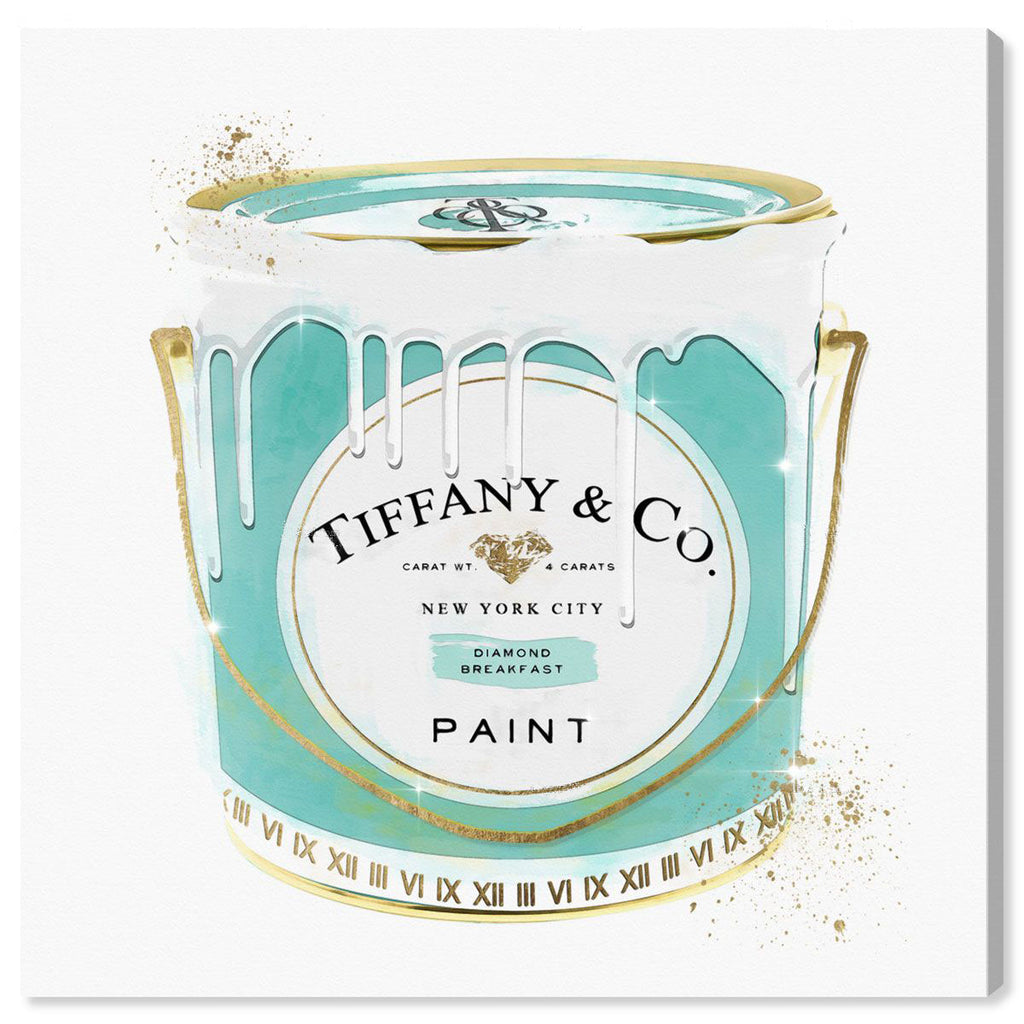 Tiffany Priceless Fashion Paint, Canvas