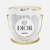 Dior White French Paint, Canvas