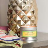 Island Grapefruit, Votivo Candle, Travel Tin