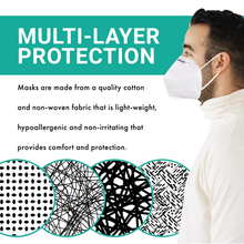Load image into Gallery viewer, KN95 Face Masks - Pack of 10 - FREE SHIPPING