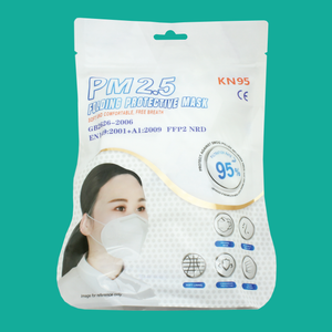 KN95 Face Masks - Pack of 10 - FREE SHIPPING