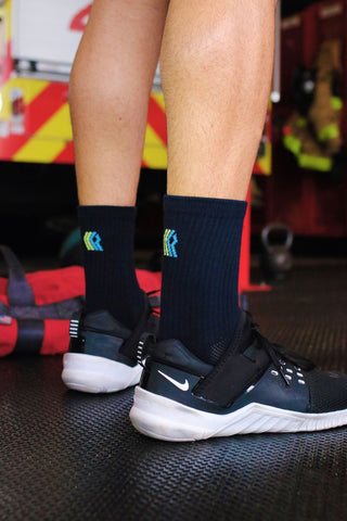 King Row Socks