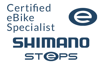 Certified technician for Shimano STEPS eBike systems
