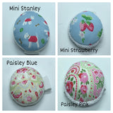 Hand Made Cath Kidston Material Pin Cushions