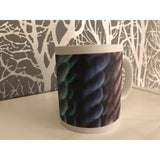Deluxe Handmade Knitting/Yarn Mug - Funky Needles Knitting Boutique