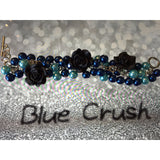 Handmade Knitting/Crochet Charm Bracelet - Choose Colour and Charms - Funky Needles Knitting Boutique