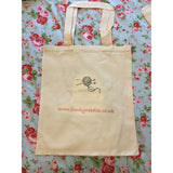 Knitting/Crochet Shopping Bags - Funky Needles Knitting Boutique
