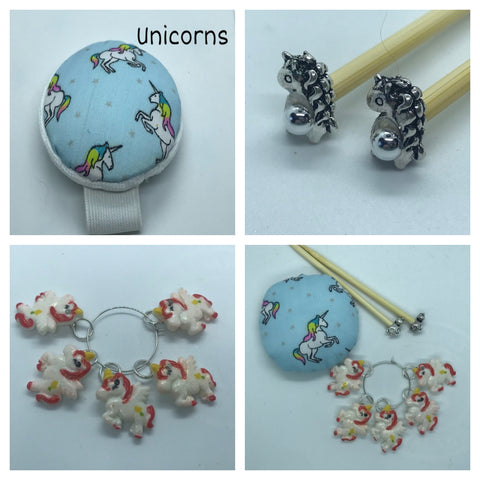 Unicorn Knitting Gift Set