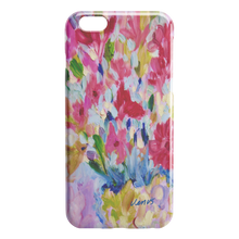 Load image into Gallery viewer, Pink Rapture iPhone Case