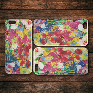 Seashell Cosmos iPhone Case