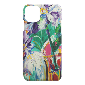 Purple Magesty iPhone Case