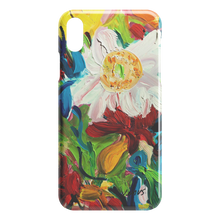 Load image into Gallery viewer, White Poppy iPhone Case