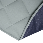 Jersey Quilted Play Mat (Waterproof Backing) - Sage
