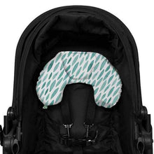 Load image into Gallery viewer, Head Hugger Neck Support - Teal Drops - Outlook Baby