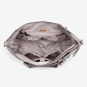 NEW! Billie Convertible Backpack / Tote Baby Bag - Barcelona Grey RRP $189.95