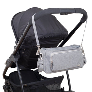 Outlook Pram Caddy - Grey - RRP $59.95