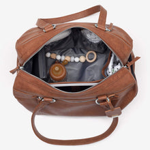 Load image into Gallery viewer, Steffi Carryall - TAN - RRP $199.95
