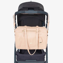 Load image into Gallery viewer, VANCHI Steffi Carryall Nappy Bag - Nude