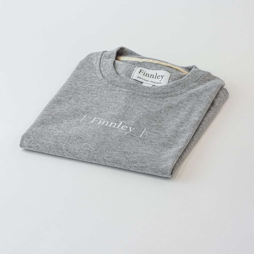 Essential T-Shirt Grey