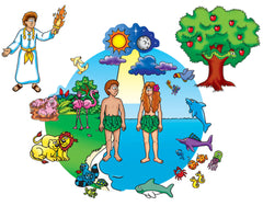 The Beginner's Bible - Creation/Adam & Eve