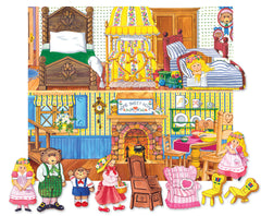 Goldilocks - Playboard Set