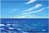 Water & Sky Background