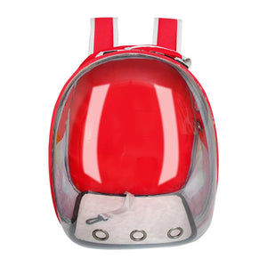 COMFYLIFE BREATHABLE TRANSPARENT PET CARRIER BACKPACK - checkouthappiness