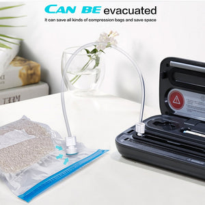 PACK AND SEAL FOOD VACUUM SEALER - checkouthappiness