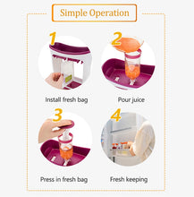 Load image into Gallery viewer, COMFYBABY BABY FOOD SQUEEZE POUCH MAKER - checkouthappiness