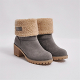 Jolimall Winter Shoes Fur Warm Snow Boots(Ship In 24 Hours) - Jolimall