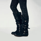 Jolimall Tatum Over The Knee Boot
