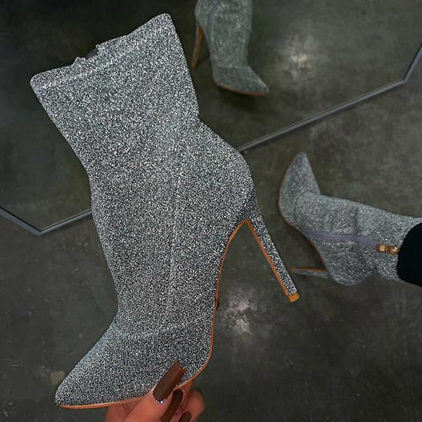 Jolimall Fashion Bootie