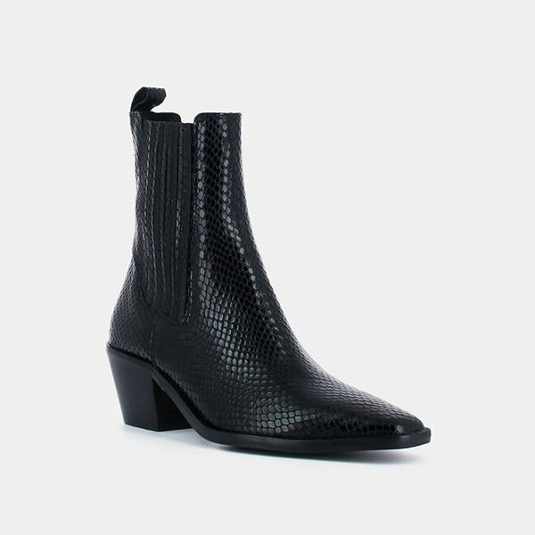 Jolimall Heeled Boots With Gathers
