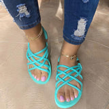 Jolimall Soft Bottom Cloth Rope Sandals