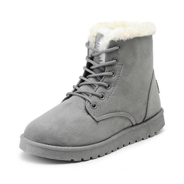 Jolimall Women Warm Snow Boots