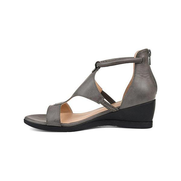 Jolimall Women Casual Daily Wedge Sandals