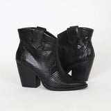 Jolimall Bonnie Pointed-Toe Ankle Boots