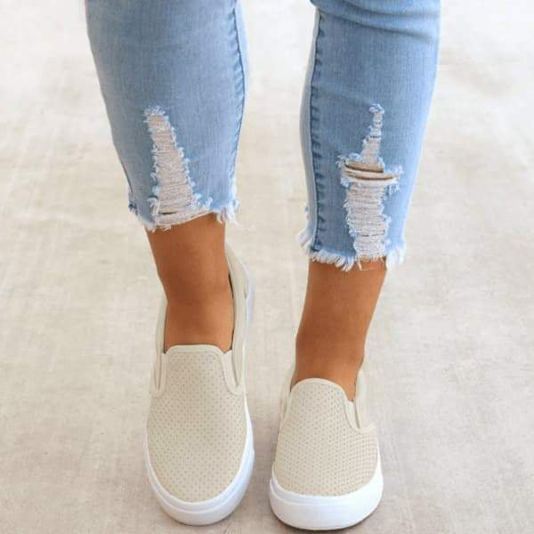 Jolimall Daily Casual Flat Sneakers