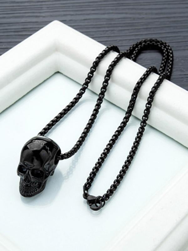 Jolimall Skeleton Domineering Necklace