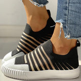 Jolimall Hollow Out Patchwork Casual Sneakers