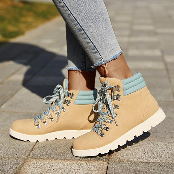 Outdoor Outfit Boots