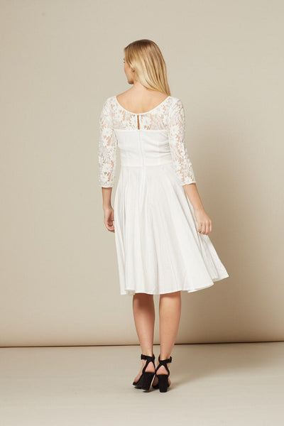 midi-white-lace-dress