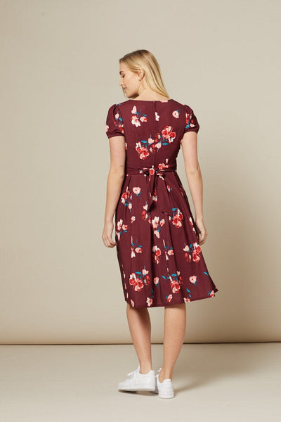 tilly-burgundy-floral-dress