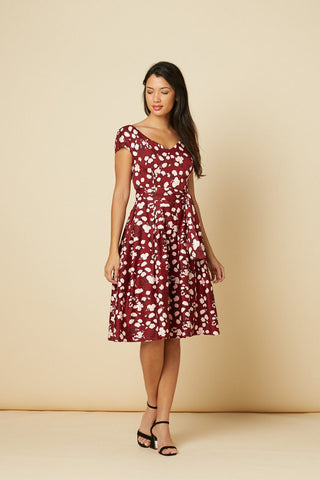 Kav Fifties' Swing Dress