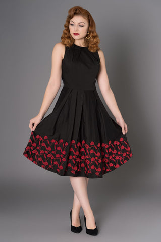 kirsty-floral-border-dress