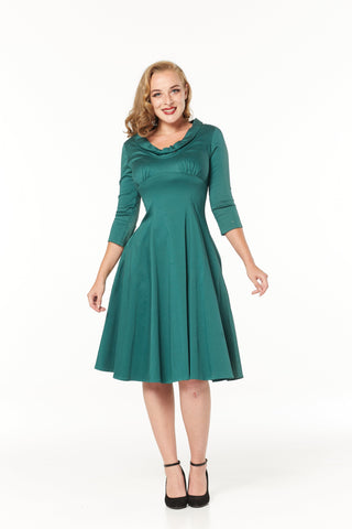 Martha Forties Inspired Dress