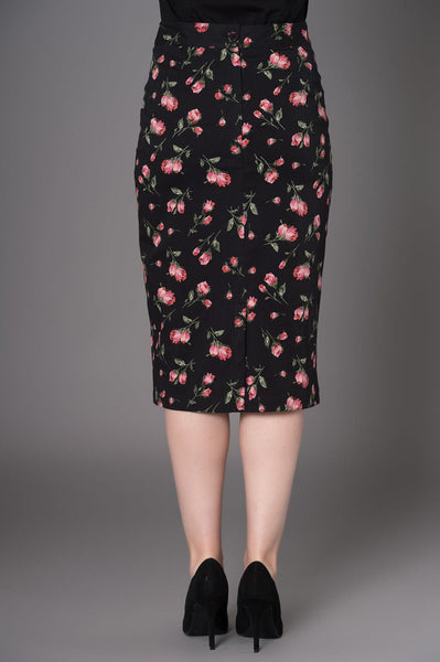 black-tulip-pencil-skirt